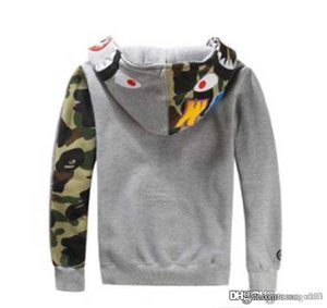 Wholesale Men and women sports jacket joggers sportswear Pullover Sweater sweater round necked bird s eggs Drake black hip hop hat male shark mou