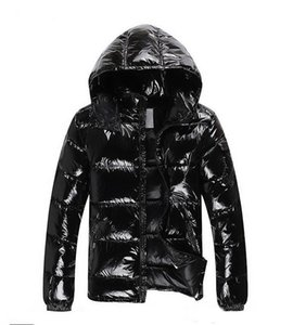 Wholesale 2019 top goods NEW Men Down Jacket Down Coats Mens Outdoor Thick warm Feather Man Winter Coat