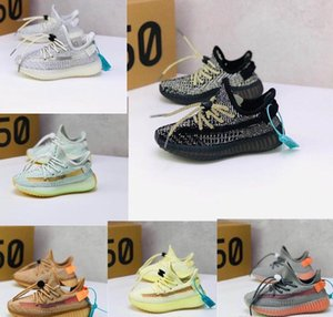 Infant 3m Static v2 Kids Running shoes Black White trainers big small boy girl
