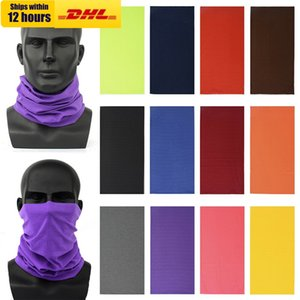 ingrosso biker balaclava-Stati Uniti Fotografia Unisex Mask Neck Geater Biker Tubo Bandana Sciarpa Branca Berretto Berretto Berretto BABA BALACLAVA Snood Headwear Multifunzionale Outdoor FY7026