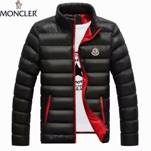 New Men Plus Size Long Sleeve Warm Light Down Padded Winter Jacket Men Winter Coat Fashion Jacket Free Shipping