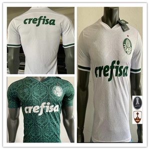 Player version 20 21 Palmeiras soccer Jersey HOME GREEN UDO G.JESUS JEAN 2020 Away white ALLIONE CLEITON XAVIER football uniforms shirts