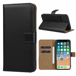 Wholesale book apple for sale - Group buy For Apple iphone Pro Max Wallet Leather Case Book Stand Card iphone Pro max Mini Xs max XR Phone Cover
