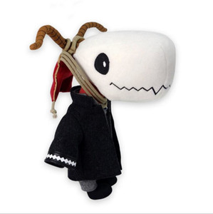 Wholesale Japanese Anime Mahoutsukai No Yome Elias Plush Toys The Ancient Magus Bride Elias Doll Cosplay Figures Collection Gift Kids Toys J190506