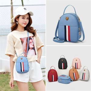 Wholesale 2019 new Fashion Designer women famous backpack style bag handbags for girls school bag women Designer shoulder bags purse