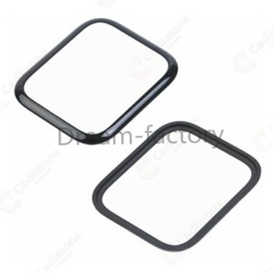 100PCS Front Outer Glass Touch Screen LCD Outer Panel lens for Apple Watch 1 2 3 4 38mm 42mm 40mm 44mm free DHL on Sale