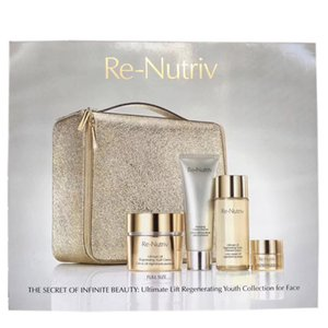 2019 Brand Skin Care Kit with Bag The Secret of Infinite Beauty Ultimate Regenerating Youth Collection for Face