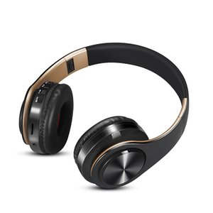 Wholesale B7 Wireless Headphones Bluetooth Headset Foldable Headphone Adjustable Earphones With Microphone For PC mobile phone Mp3