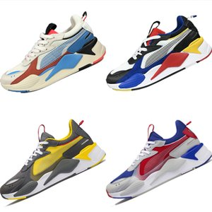 Wholesale New Brand RS X RS Reinvention Toys Mens Running Shoes Hasbro Transformers Casual Womens rs x Designer Sneakers dad shoes