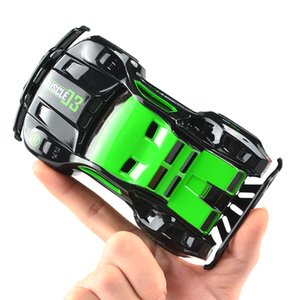 Wholesale RC Drift of Mini Remote Control Vehicle with High Speed Short Card and Four Drives Charged Motor Racing Boy Toy Car Model Gift