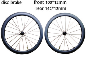 Wholesale 2020 T1000 UD 3K 700C 38mm 50mm 60mm 88mm depth disc brake carbon road bike wheels disk bicycle wheelset taiwan made available can XDB