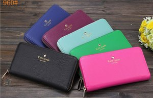ZIPPY WALLET the most stylish way to carry around money, cards and coins famous design men women leather purse card holder long business