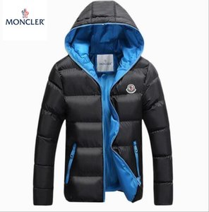 Winter Jacket Men 2019 New Cotton Padded Thick Jackets Parka Slim Fit Long Sleeve Quilted Outerwear Clothing Warm Coats on Sale