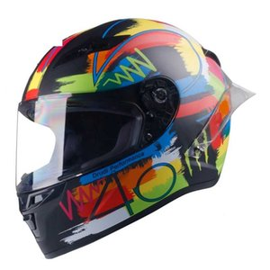Motorbike Helmet Full Face Helmet Free AGV Sticker Motorcycle Helmet on Sale