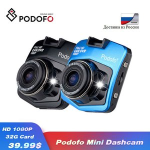 2019 New Original Podofo A1 Mini Car DVR Camera Dashcam Full HD 1080P Video Registrator Recorder G-sensor Night Vision Dash Cam on Sale