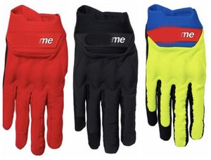 2019 new Mens Cycling Gloves Breathable Summer Motorcycle Sports Gloves Bike Non-Slip Bicycle Riding Full Finger Long Gloves SIZE M L XL