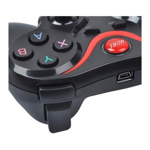 Wholesale control games for sale - Group buy T3 Wireless Bluetooth Gamepad Joystick Game Gaming Controller Remote Control For Samsung HTC Android Smart phone Tablet TV Box