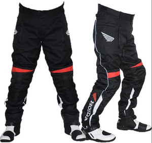 Breathable warm racing off-road pants riding pants motorcycle off-road pants cycling clothing have knee pads anti-fall Motorcycle Apparel