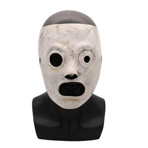 Wholesale Funny Movie Slipknot Cosplay Mask Event Corey Taylor Cosplay Latex Masks Halloween Slipknot Mask Party Bar Costume Props Adult