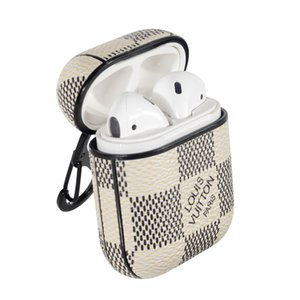 Wholesale earphones case For Apple AirPods Cover Luxury designer Pouch Protective AirPod Accessories for gifts