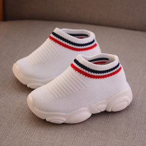 Wholesale Designer Toddler Shoes Kids Baby Summer Children Sneakers Infant Running Sport Shoes Soft breathable Comfortable Baby Boys Girls Kid