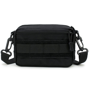 Wholesale Messenger Bag Mini Crossbody Shoulder Nylon Waist Bag Personal Defense Men Ultra Light Range