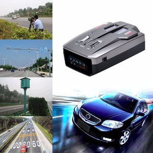 Top Fashion Black New V9 Car Detector 12v Led Display Voice Alert Warning 16 Band Auto 360 Degrees Radar Laser Speed Testing System 30 on Sale