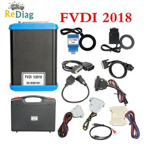 Wholesale Hot Sale FVDI Full Commander ABRITES Software Works AVDI Software New VVDI2 Function Covers Function