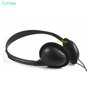 Wholesale Over the Head Low Cost Headphones in Bulk Earphones Earbuds For Library Classrooms Hospital Students Kids Gift