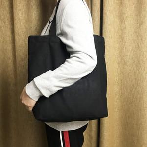 Vip gift Fashion C Women black canvas shopping bag shoulder bags Travel tote ladies Wash Bag luxurious design items