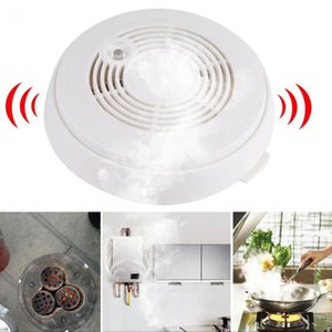 Wholesale Household Security CO Alarm Carbon Monoxide and Smoke Detector monitor Alarm Sensor Sound Warning Battery Operated