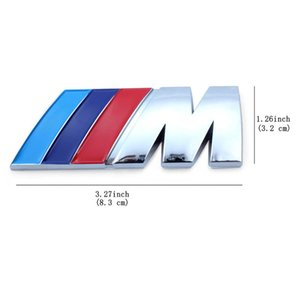 20 pieces Car Accessories Emblem Badge For Bmw M-Power    M-Power Badge Emblem Sticker Metal Logo Sticker