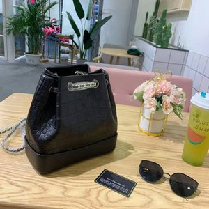 Wholesale women designer backpack luxury backpacks good quality leather bucket bag school fashion bag shoulder bags purses ladies bagpack bookbag