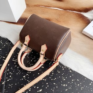 Wholesale luggage color handbags for sale - Group buy Contrast color Travel Bag Pillow Duffle Bags Luggage Handbags Handbag Real Leather Capacity Sport Shoulder Crossbody Bag