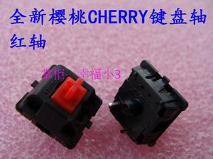 Wholesale 1pc Genuine original German cherry MX RED CHERRY axis keyboard switch keyboard axis red shaft
