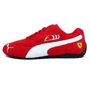 Wholesale Ferrari racing men and women single shoes casual couple sports shoes low to help anti-fur running shoes