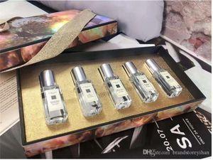 HOT SALE New arrival Top Quality Jo Malone London perfume men perfume cologne perfumes fragrances for women 5*9ml set
