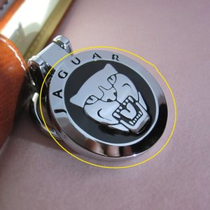 Wholesale Jaguar XF XFL XFR XJ XJ6 XK S F TYPE Metal Keyring Keychain Key Ring Chain