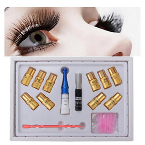Wholesale eyelash perming for sale - Group buy Eyelash Perming Kit Lashes Lifting Cilia Lift Perm Set With Rods Glue Curling And Nutritious Lash Lifting Kit