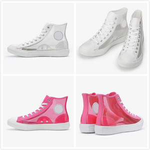Wholesale Fashion Light Clear Material s One Star Designer Sneakers for Women Classic Sport Shoes for Street Wearing Sneakers
