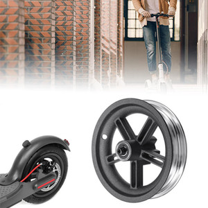Wholesale electric hubs resale online - Rear Wheel Hub Repair Spare Parts For Xiaomi Mijia M365 Electric Scooter