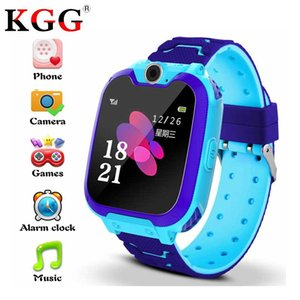 Wholesale KG10 Smart Watch Phone for Kids Dial Touch Screen Camera Game Music Play Watch SOS Smart Baby for Year Old Boy Girl