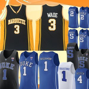 University Dwyane NCAA Wade Jersey D'Angelo # Russell Derrick # Rose Embroidery Basketball Jerseys Cheap wholesale 1 #25