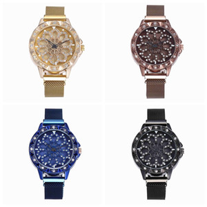 Wholesale 154 In women s magnet buckle Milan wrist watch with quartz welcome wholesalers to purchase the best quality