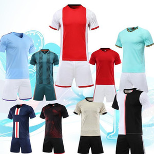 Wholesale 19 Football Clothing Short sleeved Clothing Suit Processing Name and Number Free delivery fee