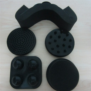 The accessories head (total 5 heads) part for G5 vibration massage machine