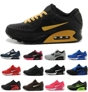 2020 New Air CushioN 90 KPU MEn Women SPort ShOEs HigH Quality Classical Sneakers Cheap air90 Be True Sports Running Trainers TN Shoe