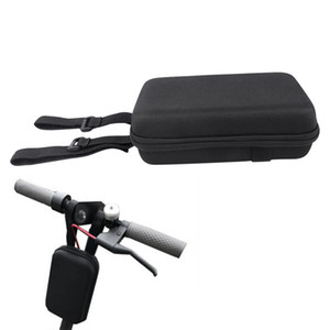 Wholesale Universal Electric Scooter Skateboard Head Handle Bag Scooter Hanging Bag Front Charger Tools Accessories For Xiaomi Mijia M365