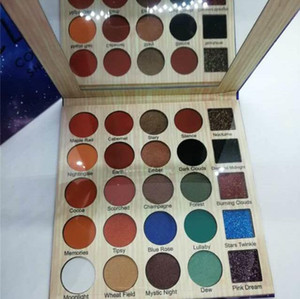 Wholesale eye shadow pallets for sale - Group buy 2020 Eyeshadow palette Colors Glitter Eye Shadow Pallet Professional cosmetics shadows Makeup DHL