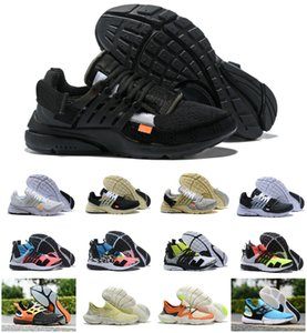Wholesale 2019 New Presto V2 Ultra BR TP QS Black White X Running Shoes Sports Women Air Men Prestos Running Shoes Size